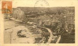76 YPORT. La Plage 1930 - Yport