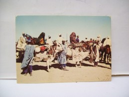 Les Cèlèbres Boeufs Porteurs Des Anciennes Civilisations Sao  Nord  Camerun - Camerun