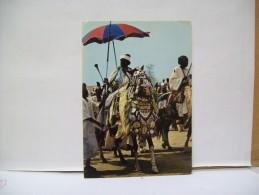 Le Sultant De More En Tenue De Parade Nord  Camerun - Camerun