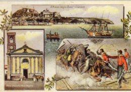 San Filippo Del Mela (ME) - 2010 - 150° Spedizione Dei Mille - Battaglia Di Milazzo Contro I Borbonici - (2) - Geschichte