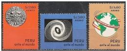 Perù/Peru/Pérou: Esposizione Peruviana, Exposition Péruvienne, Peruvian Exposure - Weltausstellung
