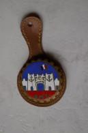 Insigne Des Troupes Coloniales Du Sahara, Base Militaire Du Tchad, DRAGO PARIS - Armée De Terre