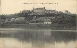 - Indre Et Loire - Ref A683 - Monnaie - Chateau De Bondesir - Chateaux - Carte Bon Etat - - Autres Communes