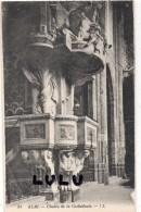 DEPT 81 : Albi , Chaire De La Cathédrale Sainte Cécile - Albi