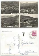 UDINE (033) - TAIPANA CENTRO (vedute) - FG/Vg 1963 - Udine