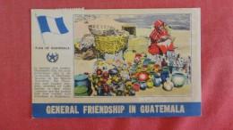 > Guatemala  Flag General Friendship Ref 2225 - Guatemala