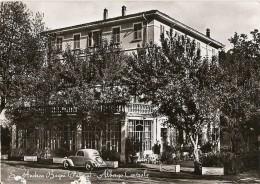 T-S.ANDREA BAGNI(PARMA)ALBERGO CENTRALE-FIAT TOPOLINO - Parma