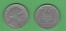 0,20 Lek 1940 Magnetico Albania Colonie Italiane - Colonie