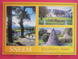 Irlande - Sneem - Ring Of Kerry - Très Bon état - Joli Timbre - Scans Recto-verso - Kerry