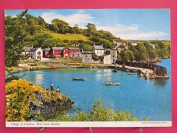 Irlande - Cork - Village Of Glandore - Scans Recto-verso - Cork