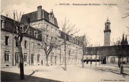 MOULINS - Pensionnat Saint Gilles - Moulins