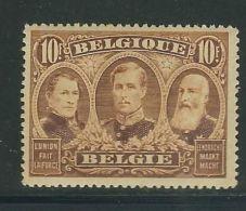 BELGIQUE N° 149 * - 1915-1920 Albert I