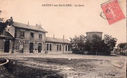 ARGENT SUR SAULDRE LA GARE - Argent-sur-Sauldre