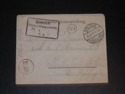 1918 Voir Scan ( Lettre A L Intérieure) - Guerre 14-18