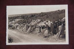 Guerre 1914 - 1918 : VERDUN, Emplacement Des Batteries Surplombant Le Ravin De La Mort. - War 1914-18