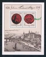 DDR Michel Nr. Block 65 Postfrisch - Unused Stamps