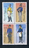 DDR Michel Nr. 2997 - 3000 II VB Postfrisch - Unused Stamps