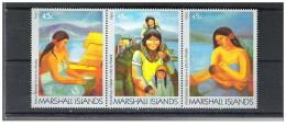 Isole Marshall - 1989 - Nuovo/new MNH - Alaska - Mi N. 209/11 - Marshall