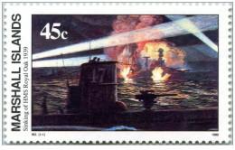 Isole Marshall - 1989 - Nuovo/new MNH - WWII - Mi N. 245 - Marshall