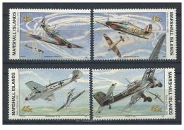 Isole Marshall - 1990 - Nuovo/new MNH - WWII - Mi N. 314/17 - Marshall