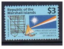 Isole Marshall - 1996 - Nuovo/new MNH - Bandiera - Mi N. 745 - Marshall