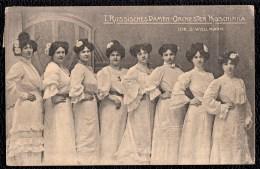 """RUSSIE - RUSSIAN ORCHESTRA """" KOSCHINKA """" 1907 - Russie"""
