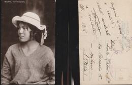 5710) BOLIVIA INDIO CHICHENO NON VIAGGIATA 1915 - Bolivia