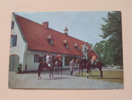 Hof Ter LINDEN ´s Gravenwezel ( Ruitersport ) Anno 19?? ( Zie Foto Voor Details ) !! - Schilde