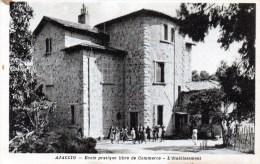 école Pratique Libre De Commerc - L´établissement - Ajaccio