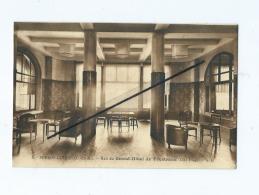 CPA -  Perros Guirec  - Hall Du Grand Hôtel De Trestraou   (côté Plage ) - Perros-Guirec