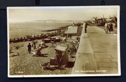 ENGLAND  -  Seaford  The Promenade  Unused Vintage Postcard - Otros