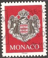 Monaco - 2000 - Armoiries - YT 2280 Oblitéré - Monaco