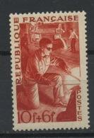 FRANCE -  METALLURGISTE - N° Yvert 826** - Unused Stamps