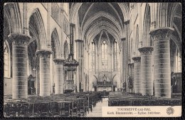 Dworp - Tourneppe * Binnenzicht Der Kerk - Intérieur De L ' Eglise  - Niet Courant ! - Beersel