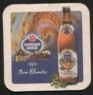 BIERDECKEL / BEER MAT / SOUS-BOCK : Schneider Weisse - Sous-bocks