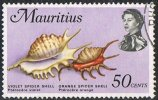 Mauritius SG448 1973 Definitive 50c Good/fine Used - Maurice (1968-...)