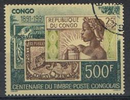 Congo Y/T 922 (0) - Afgestempeld