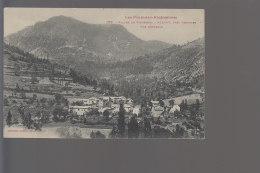 Cpa ,   Vallée De Vicdessos  , Alliat Prés Capoulet ..... ,  Voyagé - Frankrijk