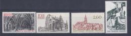 FRANCIA  -  1981  -  YVERT  2160 - 63 ( ** ) MNH - France