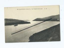 CPA   -  Lannion  - Le Yaudet Vers La Mer - Lannion