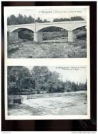 D  03 10 (ct GINESTAS)  AU PREMIER ACHETEUR MIREPEISSET Pont Sur La Cesse,barrage Sur La Cesse,prise D´eau De La Rigole - Frankreich