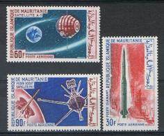 Mauritanie Y/T LP 48 / 50 (**) - Mauritanie (1960-...)