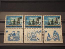 MONGOLIA - 1970 EXPO70 1,50x3, Con Vignetta - NUOVI(++) - Mongolia