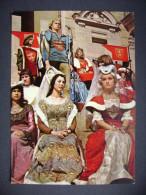Czechoslovakia: Karlovy Vary Karlsbad: Feierlichkeiten Anlässlich Der Eröffnung Der Kursaison - 1960s Unused - Tschechische Republik