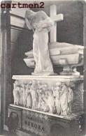 GENOVA GENOA CAMPOSANTO MONUMENTO REBORA PASCIUTI ITALIA - Genova
