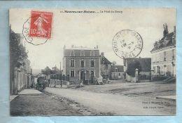 CPA - Mauves-sur-Huisne (61) - 12. Le Haut Du Bourg - France