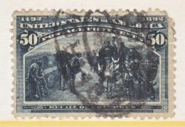 U.S. 240      (o)   COLUMBUS - 1847-99 General Issues