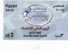 Egypt New Issue 2015, Statistic Day 1v.complete Set MNH - - Nuovi
