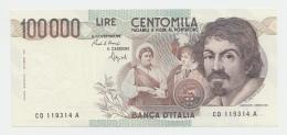 Italy 100,000 Lire 1983 XF++ AUNC Pick 110b  110 B - [ 2] 1946-… : Républic