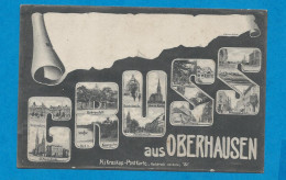 Gruss Aus  OBERHAUSEN - Oberhausen